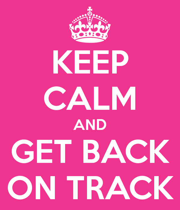 7 Interesting Ways To Get Back On Track Today