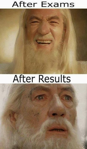 Reaction After Exam Results Images  (11)