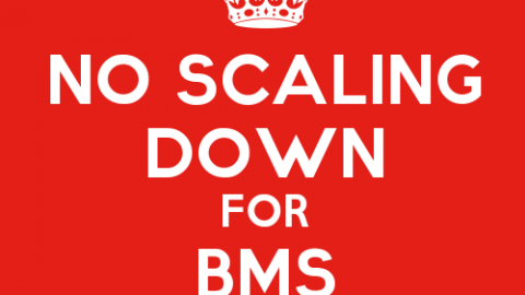 Scaling Down Will NOT Be Applicable For BMS From The Academic Year 2015-16