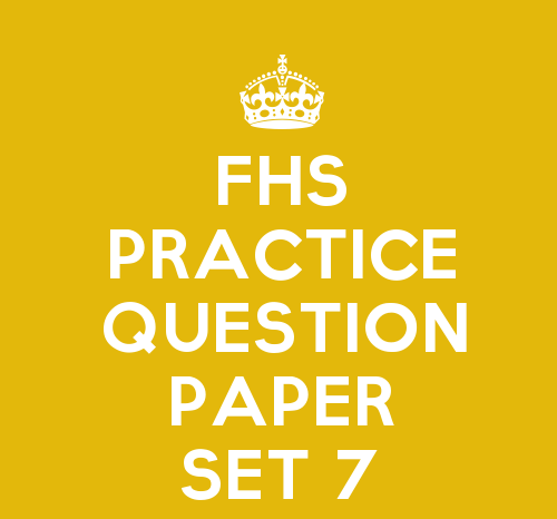 Foundation of Human Skills Practice Question Paper Set 7