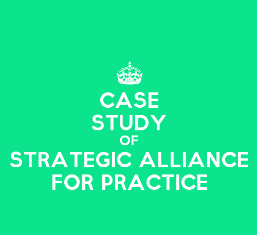 Strategic alliance case study